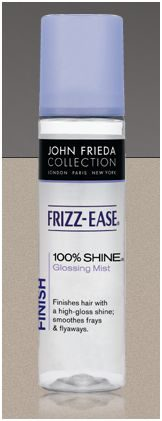 John Frieda glossing mist 100 procent shine
