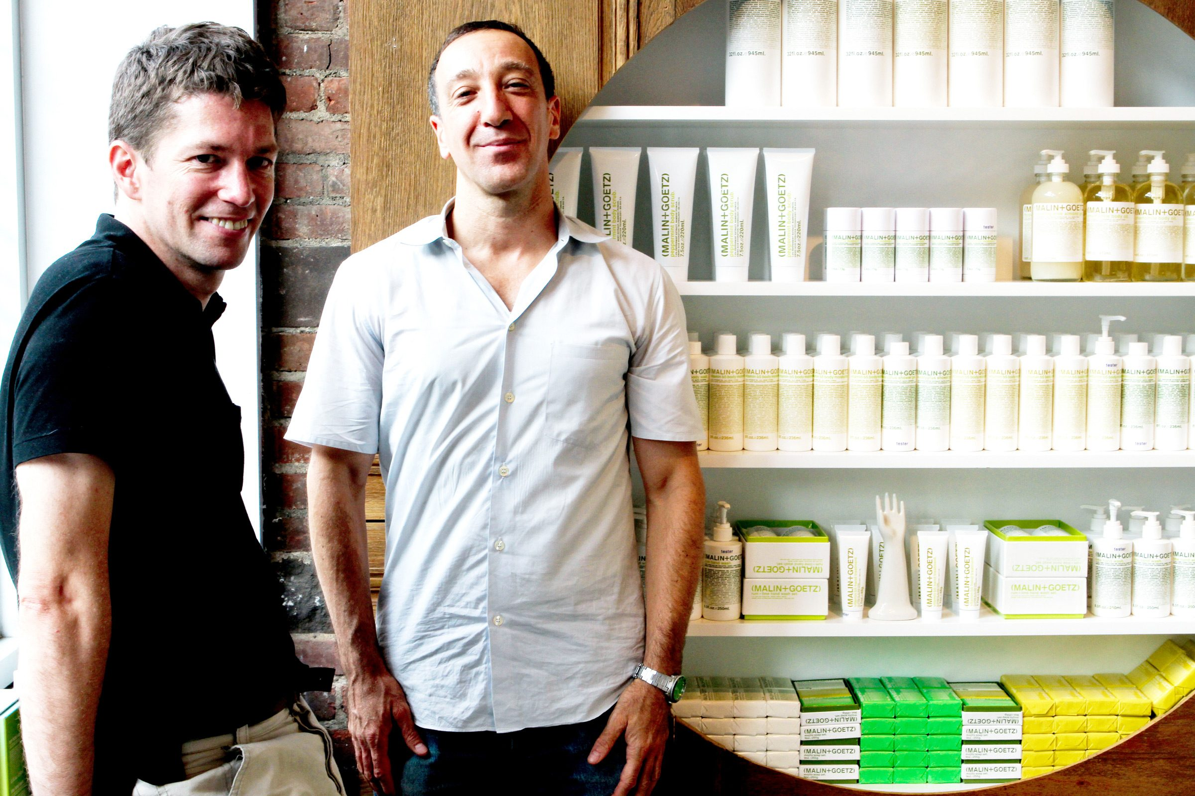 COSMANIA: Malin+Goetz: apothekersmerk 3.0