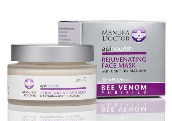 Gerti test Manuka Doctor gezichtsmasker met bijengif