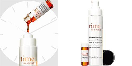 Philosopy Time in a bottle serum vitamine c