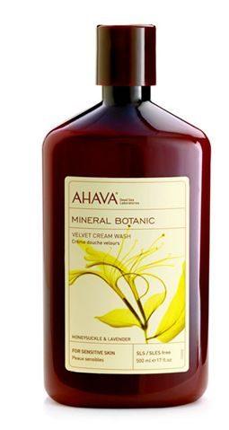 ahava body wash