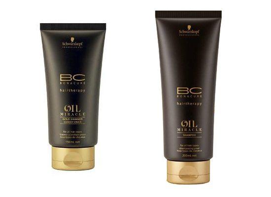 Anja test Schwarzkopf Bonacure shampoo, conditioner & olie
