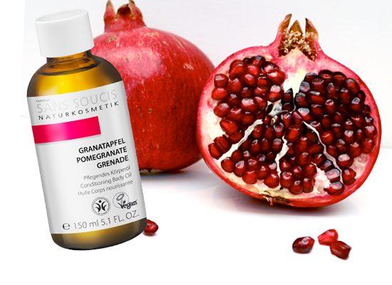 Maxim test Sans Soucis Naturkosmetik Granaatappel Body Oil