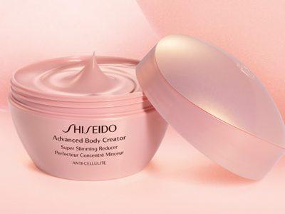 Berna test Shiseido Advanced Body Creator