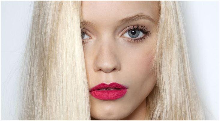 blonde hair outgrowth
