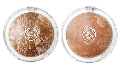 body shop baked to last bronzer