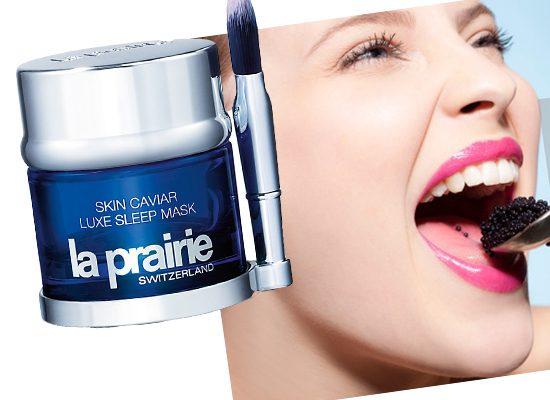 Berna test Sisley Skin Caviar Luxe Sleep Mask