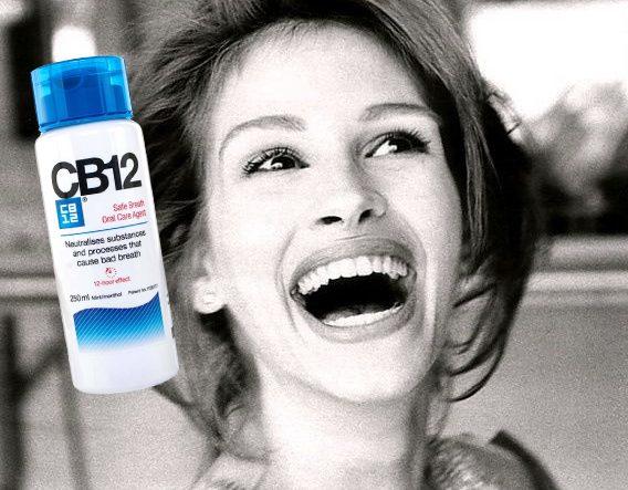 Tessa test CB12 mondwater voor een frisse adem