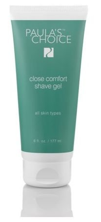 close comfort shaving gel paula's choice