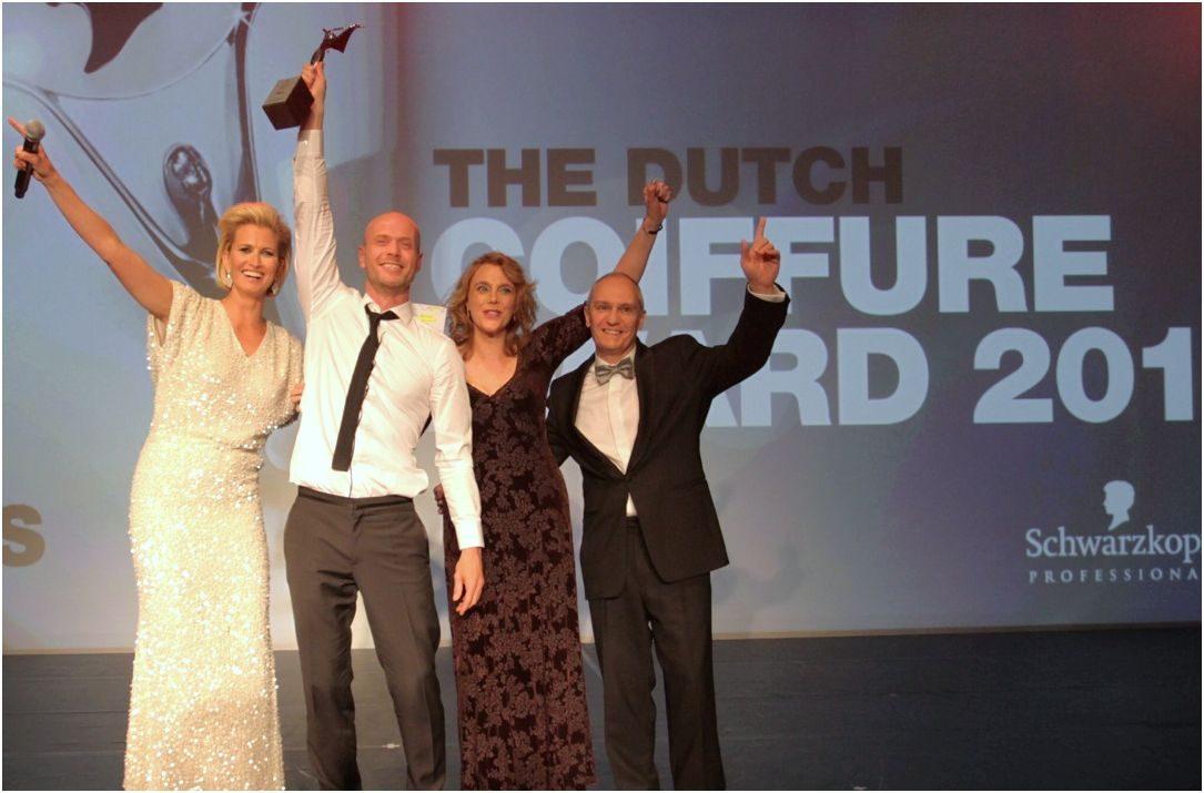 coiffure award 2014