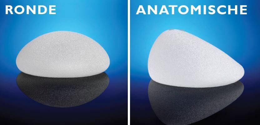 de twee soorten prothesen