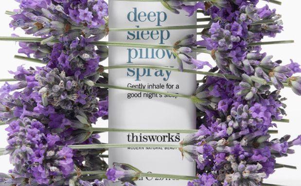 deep sleep pillow spray