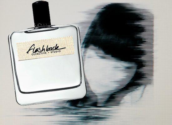Maxim test Flashback parfum van Olfactive Studio