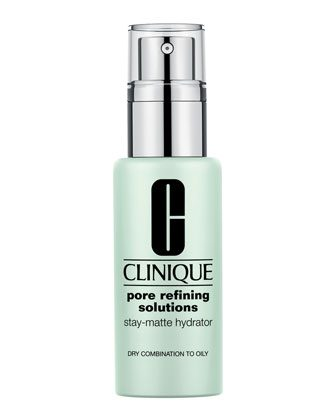 Harriet test Clinique's Pore Refining Stay-Matte Hydrator