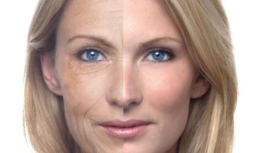 Hoe en wat over gezichtsveroudering