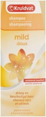 kruidvat milde shampoo