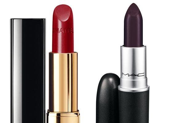 Anja test lipstick voor AW13/14
