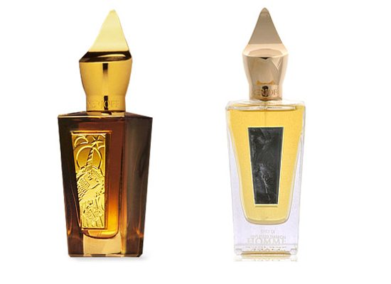 Maxim ruikt aan Najaf en Zafar van Oud Stars