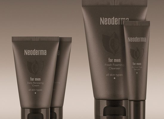 Neoderma: gezichtsverzorging voor mannen