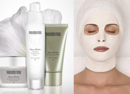 Neoderma: weg vlekken met Neoderma Neo-White