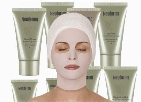 Neoderma: zijdezachte huid met Hydration Moisturizing Mask