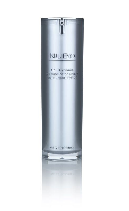 Cell Dynamic Cooling Aftershave Moisturizer van NuBo