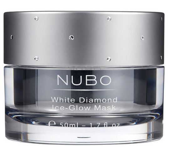 nubo white diamond mask