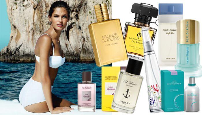 parfum collage