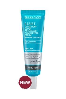 Nieuw bij Paula's Choice: RESIST Ultra-Light serum