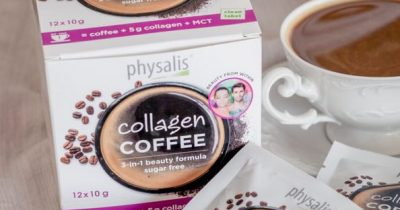 physalis collagen coffee