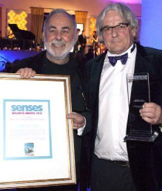 !QMS ontvangt SENSES Lifestyle Award 2013