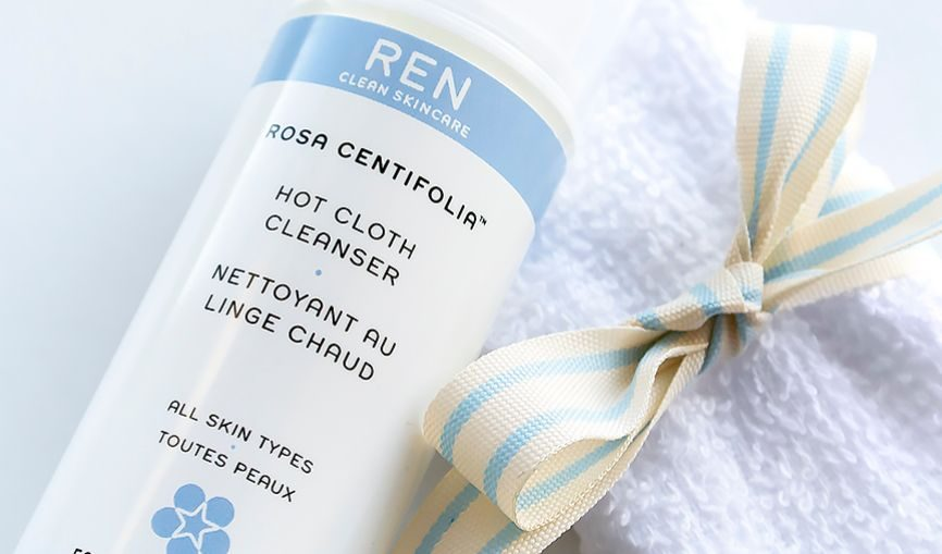 ren cloth cleansing