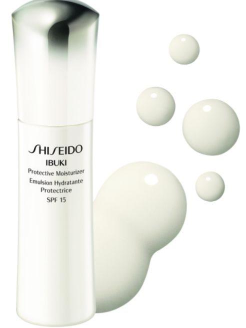 shiseido ibuki protective moisturizer