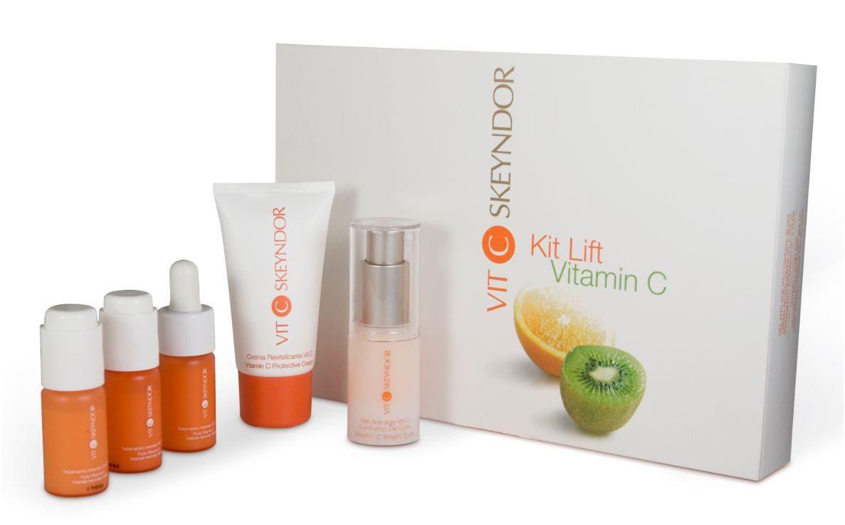 skeyndor vitamine c kit