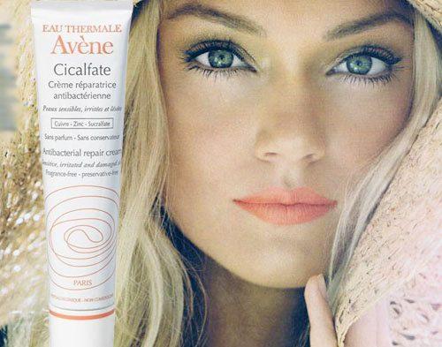 Ghita test Avene Cicalfate crème tegen huidirritaties