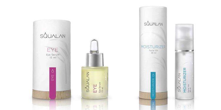 ua moisturizer en oog serum