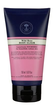 wild rose body elixer