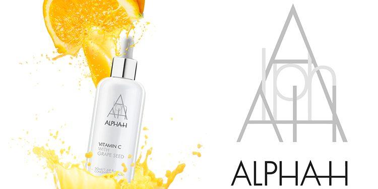 Homepage Alpha-H Supersizes Vitamin Serums