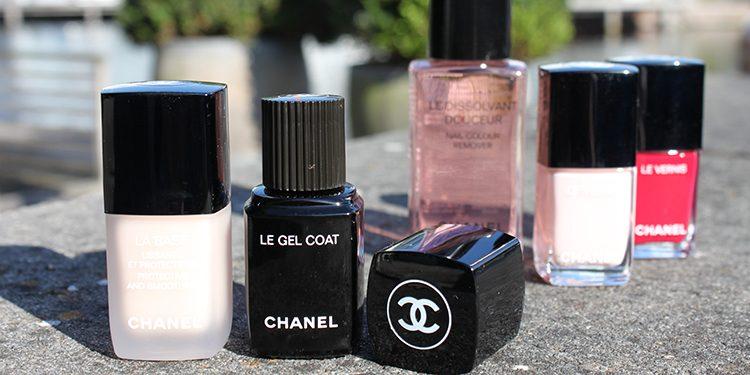 Homepage Chanel Le Gel Coat
