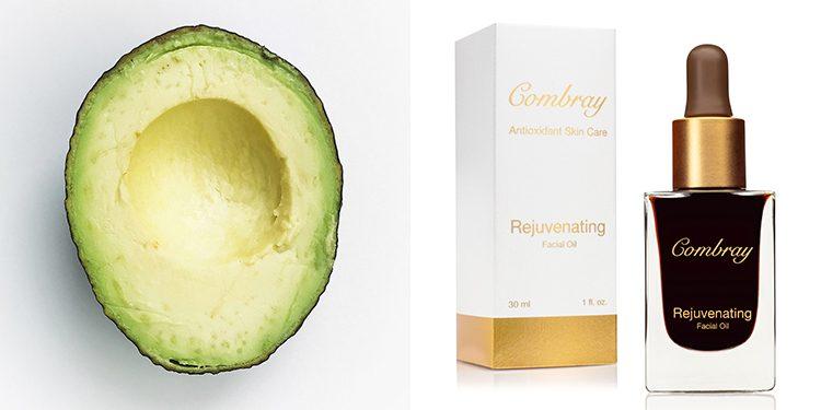 Homepage Combray Rejuvenating Facial Oil Avocado