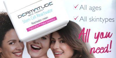 Homepage Dermatude Skin Care