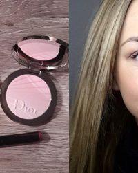 Homepage Dior Colour Gradation Marjolein