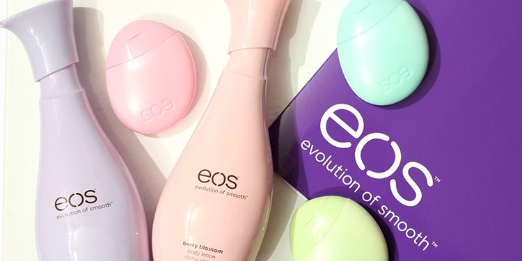 Homepage EOS Hand & Body Lotion