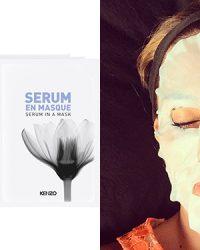 Homepage Kenzo Serum in a Mask