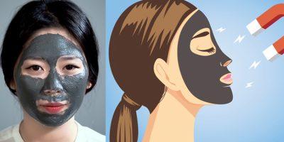 Homepage Milky Dress Black Luster Mask