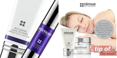 Homepage Nimue Overnight Facial