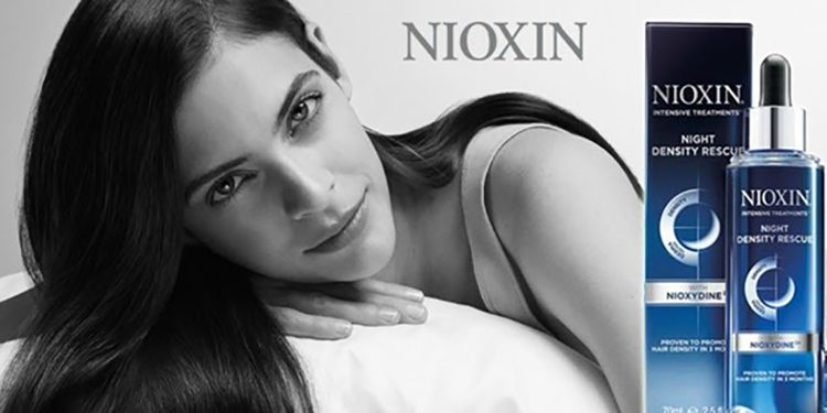 Homepage Nioxin Night Density Rescue