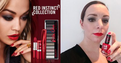 Homepage Rimmel Red Instinct Patricia