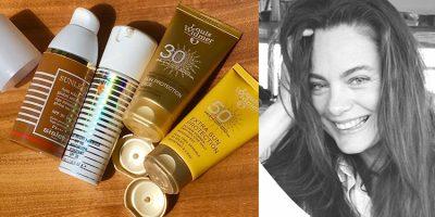 Homepage Tips Lydia zonbescherming onder foundation