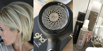 Homepage Volume GHD en Wella Corine